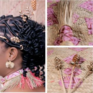 Bijoux pour mariage coutumier