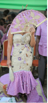 tenue traditionnelle de mariage coutumier