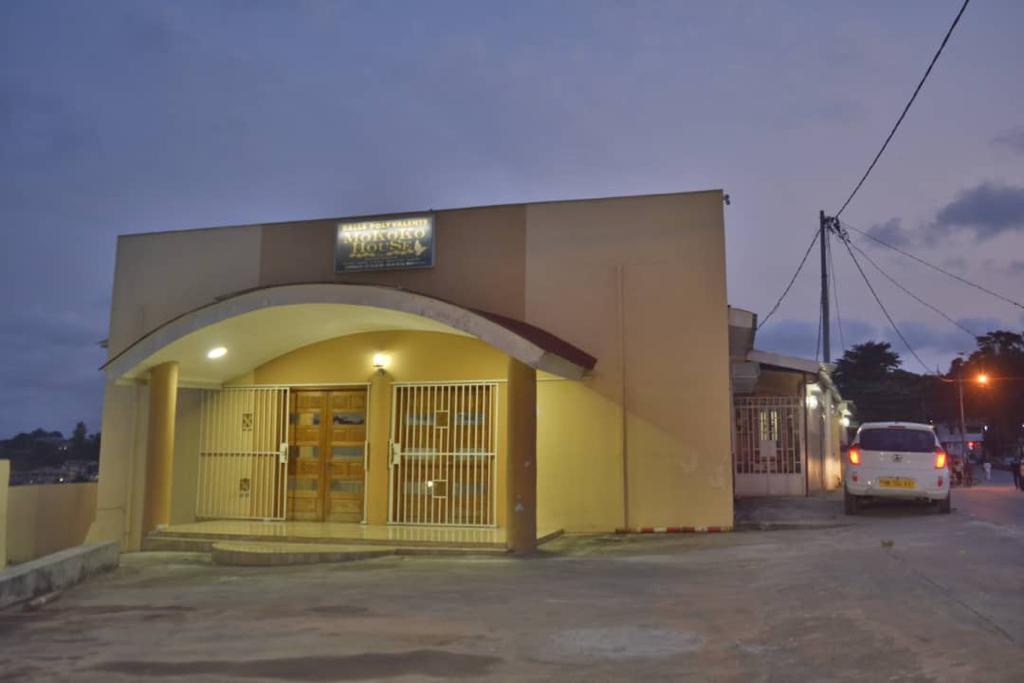 Salle à louer des cérémonies au Pk7 - 250 invités maxi