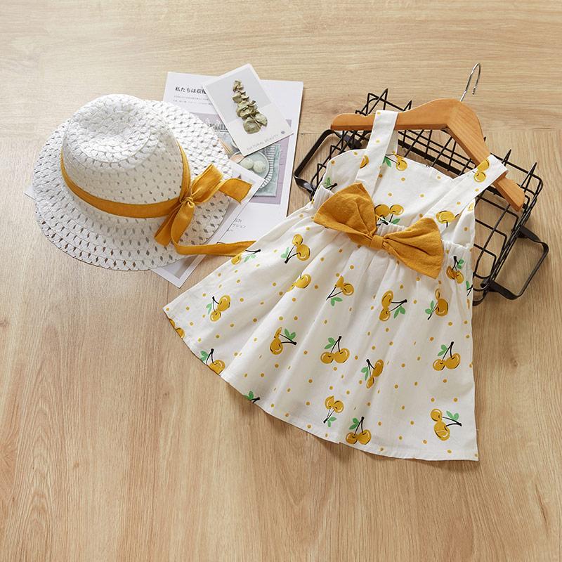 robe décontractée pour bébé