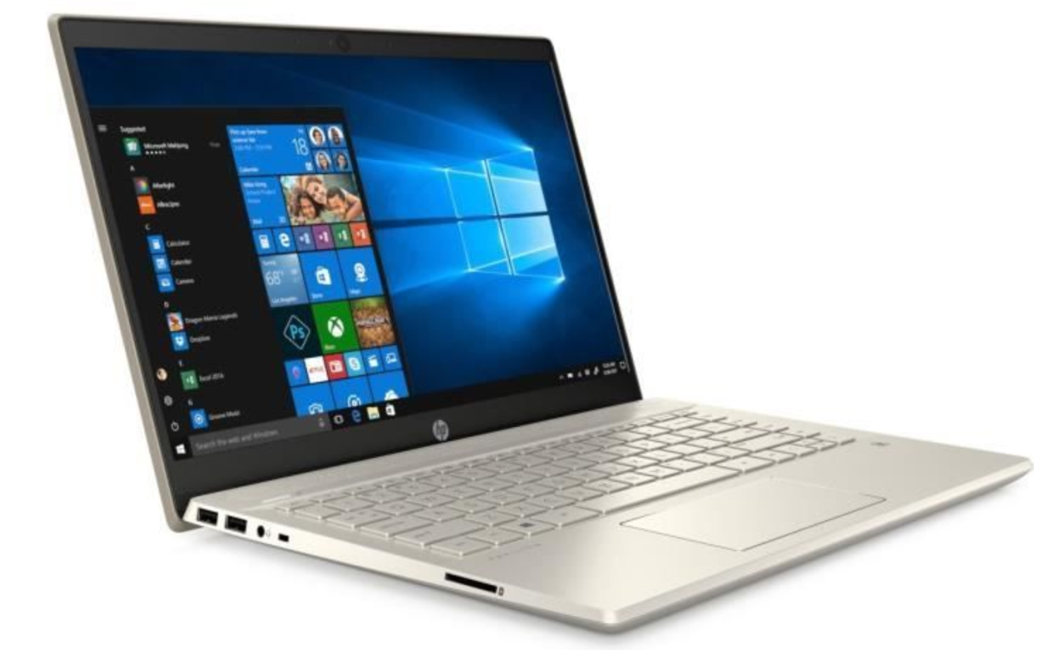"""HP PC Portable Pavilion 14-ce3004nf - 14""""FHD - i5-1035G1 - RAM 8Go - Stockage 1To SSD - Windows 10"""