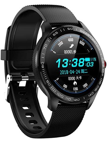 Montre connectée homme smartwatch
