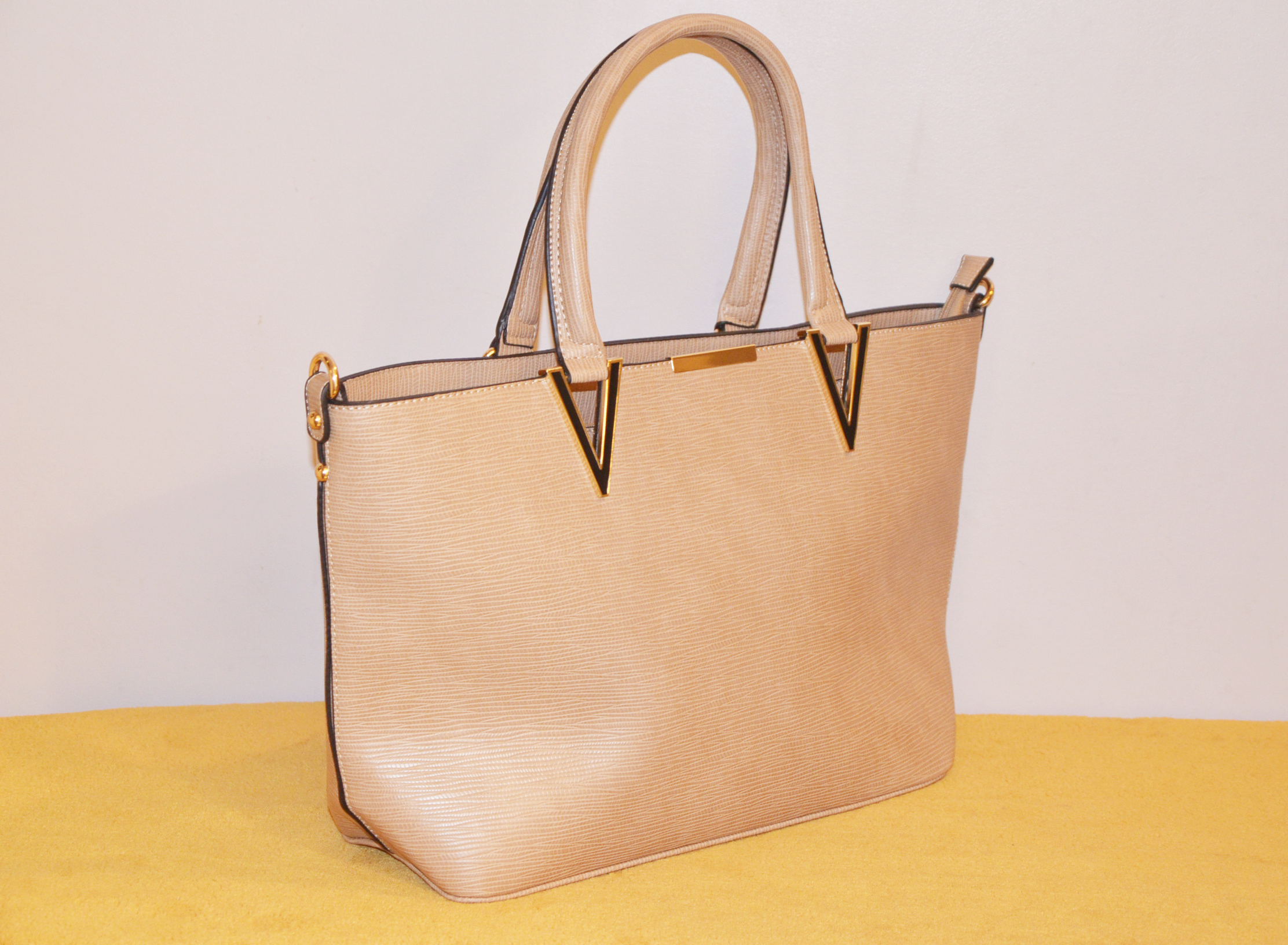 Sac à main - BE EXCLUSIVE - Taupe