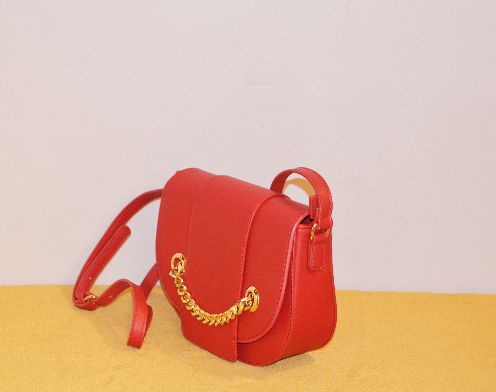 Sac à bandoulière - BE EXCLUSIVE - Rouge