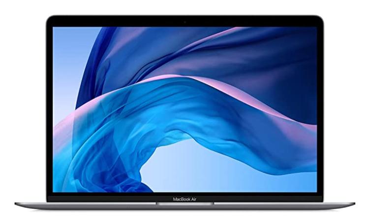 """Apple MacBook Air (13"""", Intel Core i3 bicœur  à 1,1 GHz, 8 Go RAM, 256 Go) - Gris sidéral"""