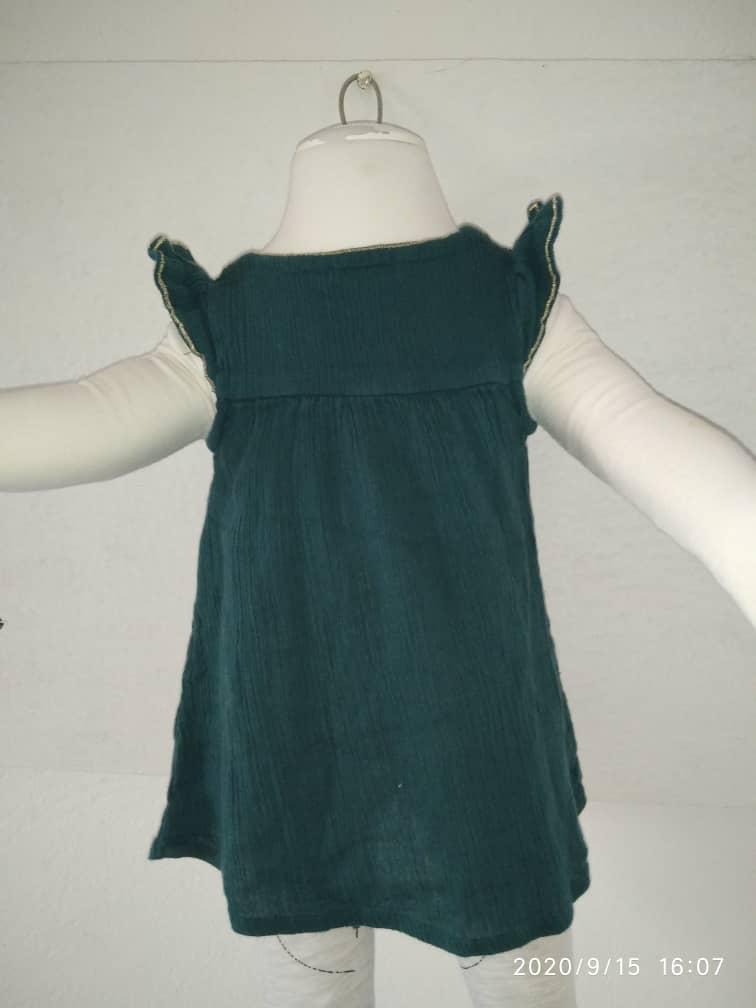 robe pour bébé 3 mois