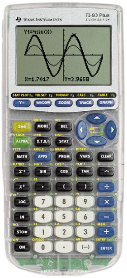 Calculatrice scientifique graphique programmable