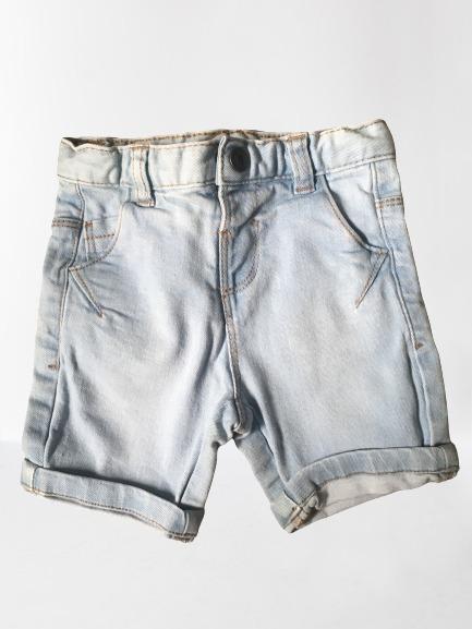 Bermuda en jeans