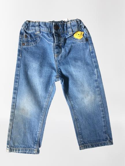 """Jeans """"Disney"""" droit"""