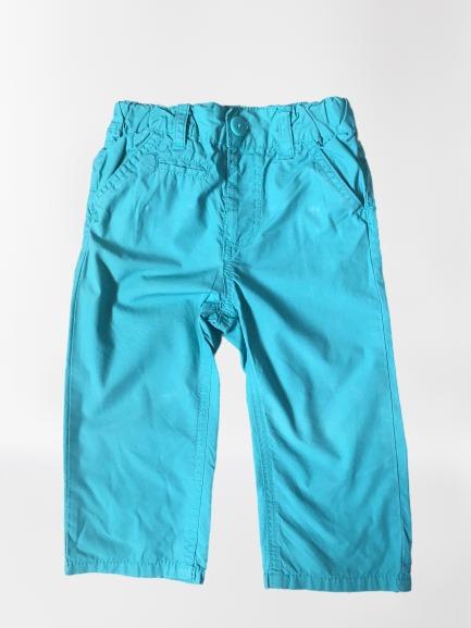 Pantalon droit coloré