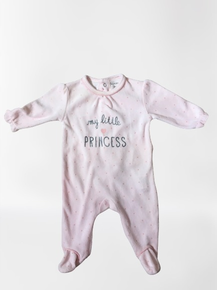 Pyjama imprimé à pois