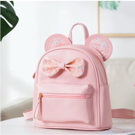 sac à dos pour enfants en cuir