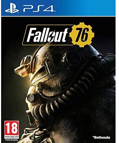 JEU PS4 FALLOUT 76