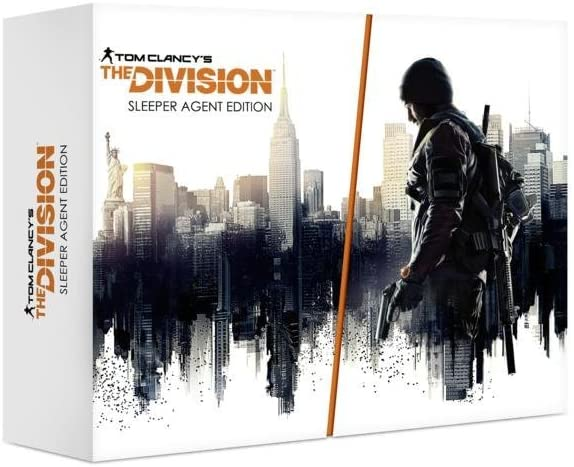 JEU PS4 TOM CLANCYS THE DIVISION EDITION COLLECTOR