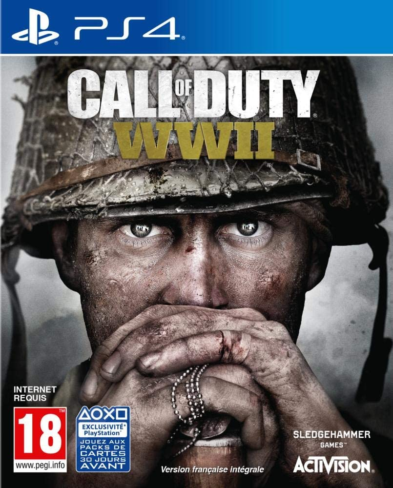 JEU PS4 CALL OF DUTY : WWII