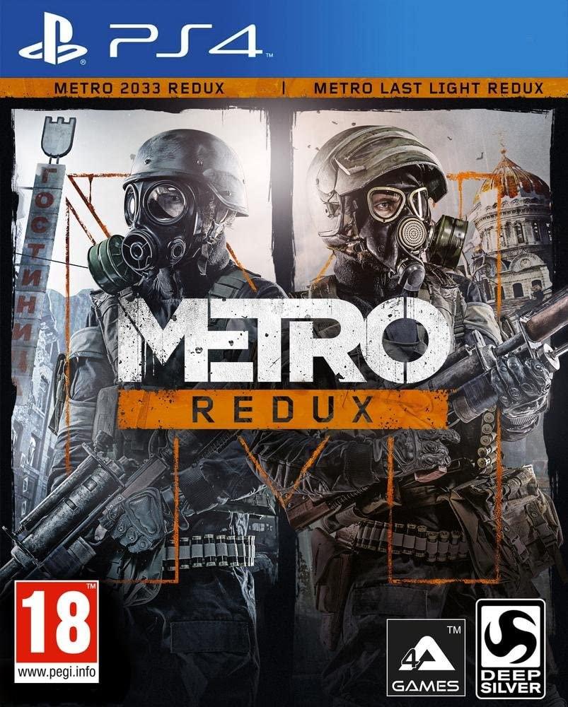 JEU PS4 METRO : REDUX