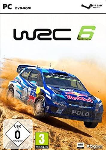 JEU PS4 WRC 6