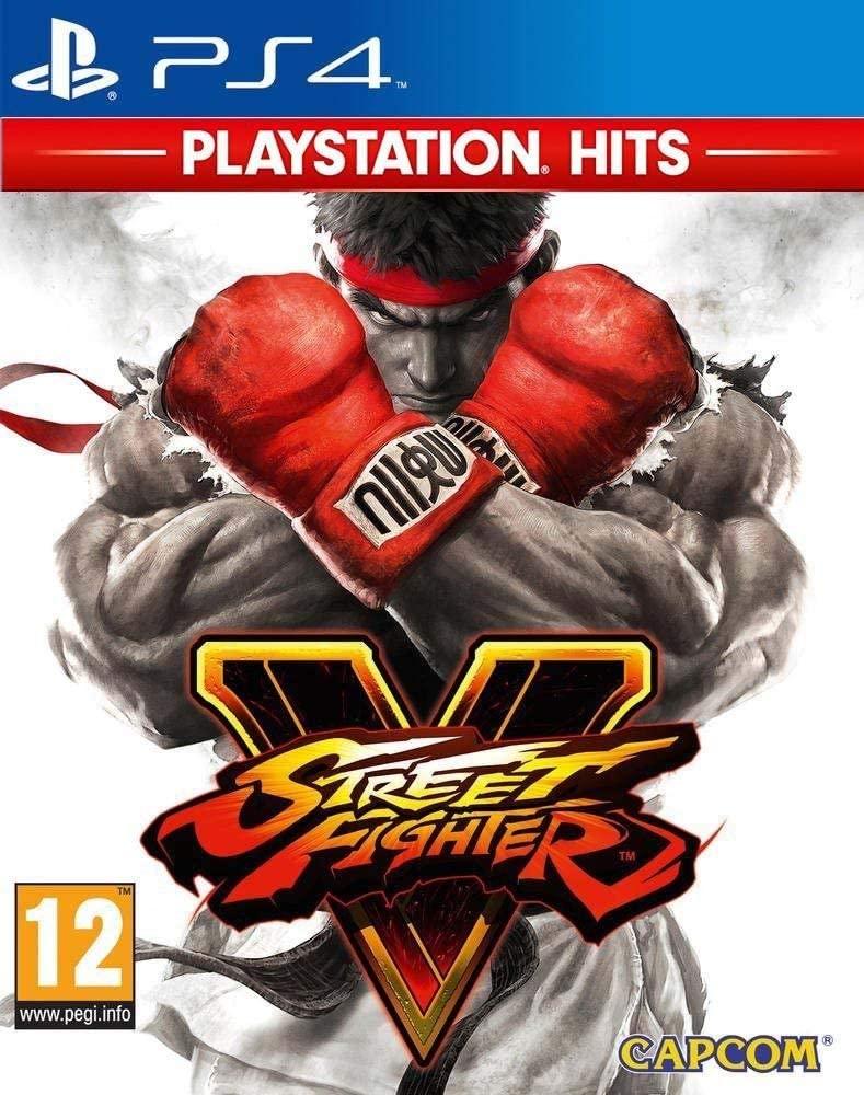JEU PS4 STREET FIGHTER V