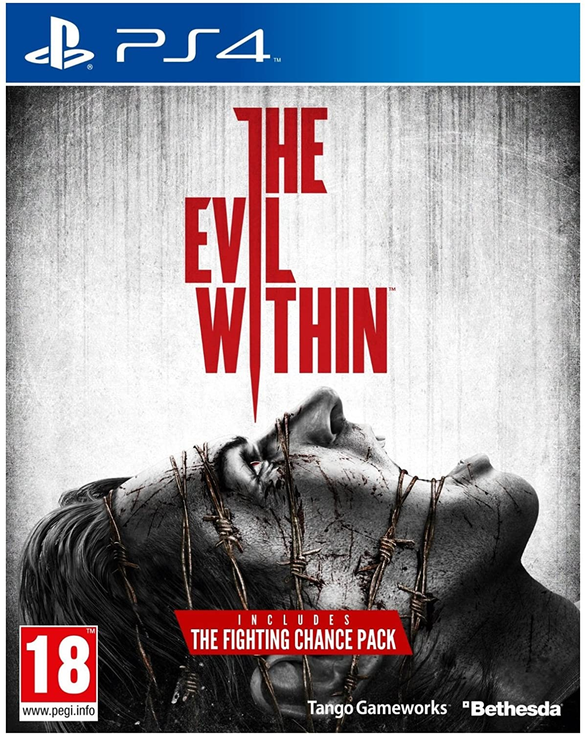 JEU PS4 THE EVIL WITHIN