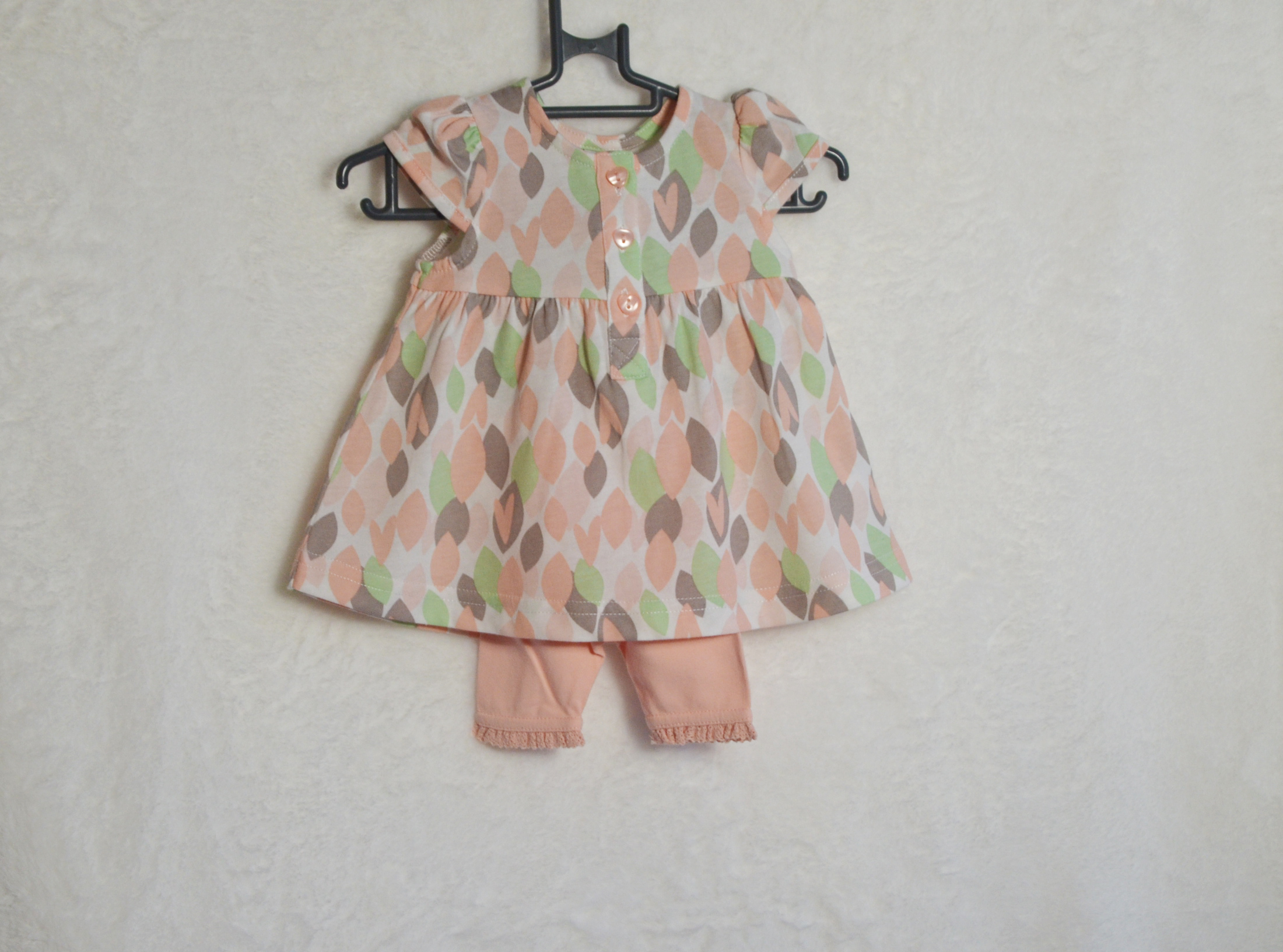 Ensemble Robe - Collant - 1M