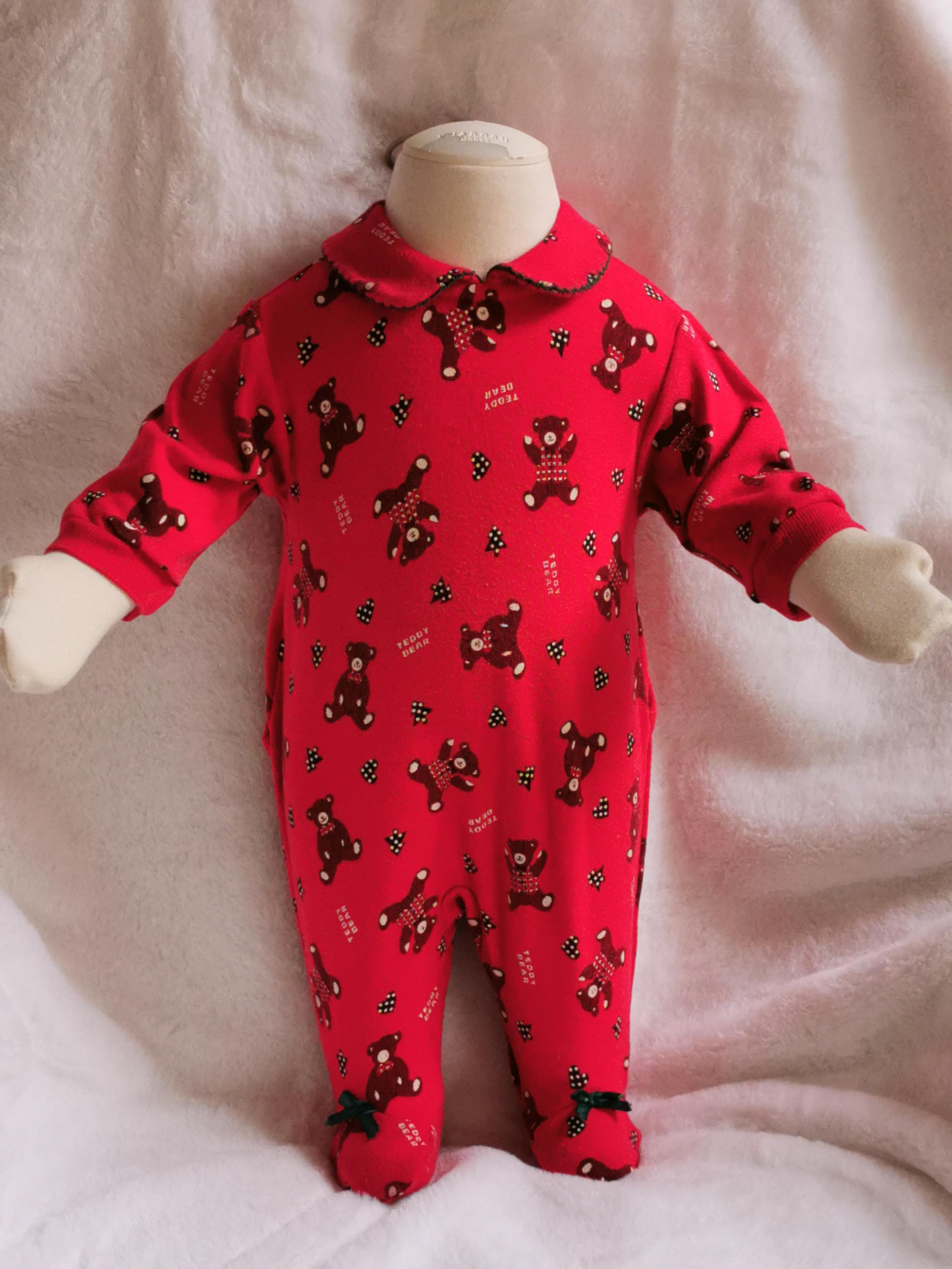 Pyjama - A l'heure ANGLAISE - 0/1M