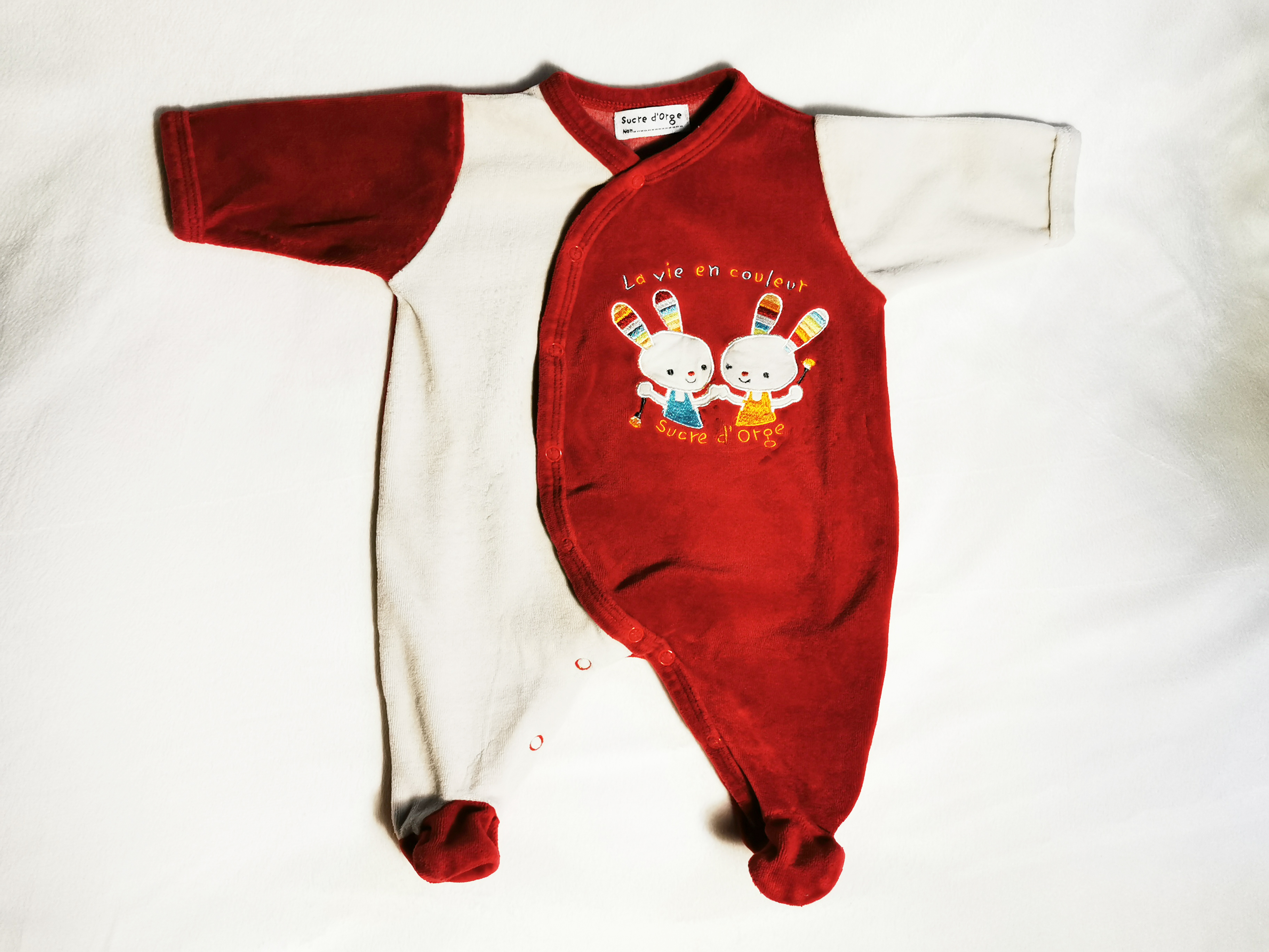 Pyjama Sucre d'Orge - 1M