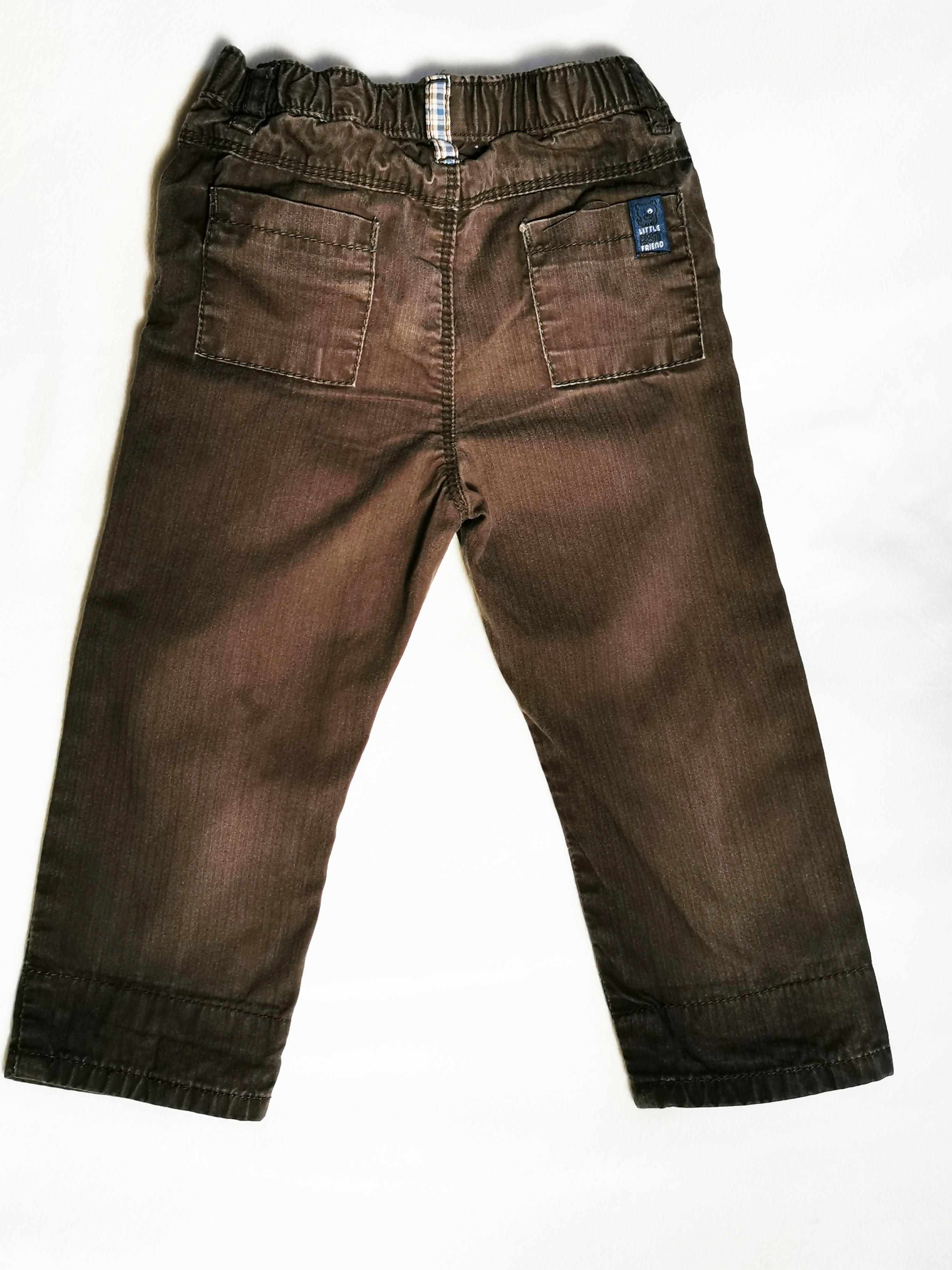 Pantalon Obaïbi - 18M