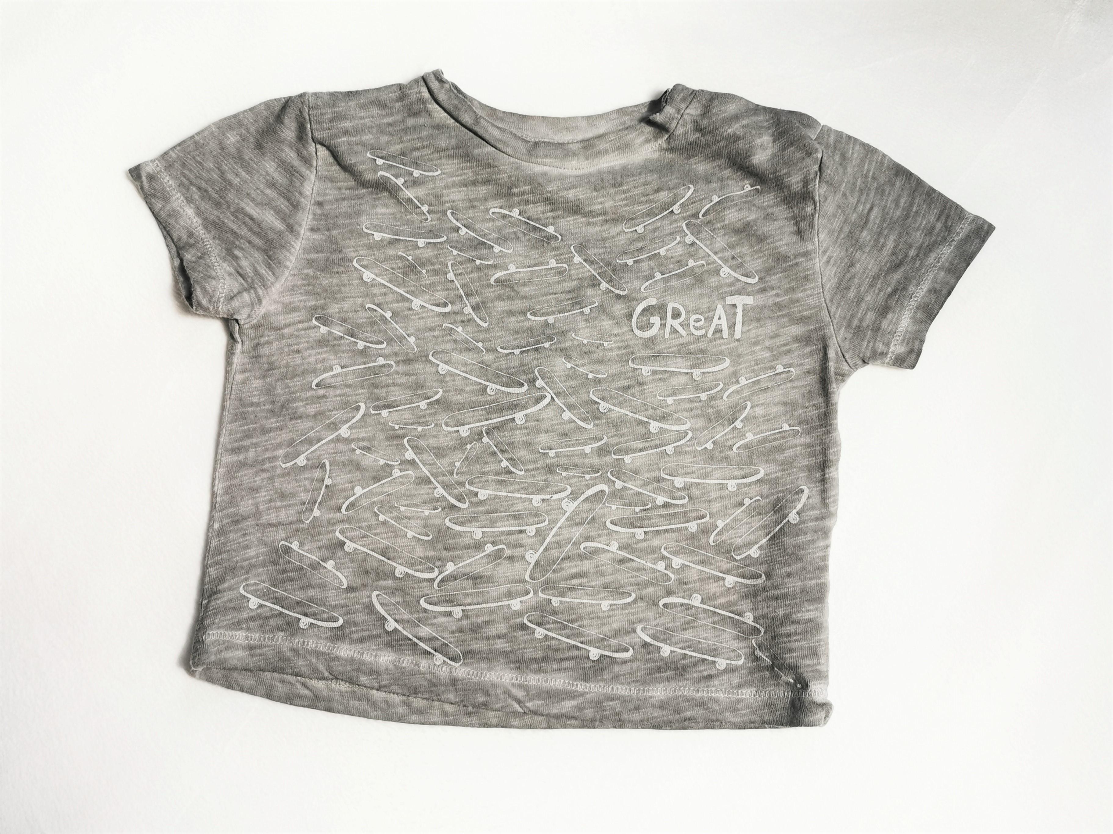 T-shirt Zara - 3/6M