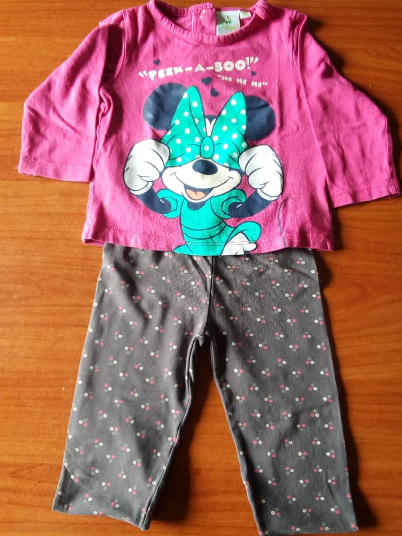 "Ensemble pyjama fille ""dysney baby"""