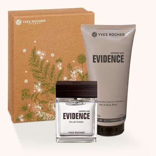 Composition Parfumée Comme Une Evidence Homme - 50ml