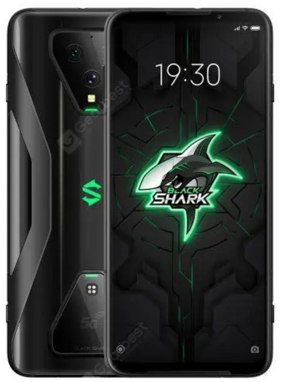Black Shark 3 (Gaming Mobile)  8GB+128GB