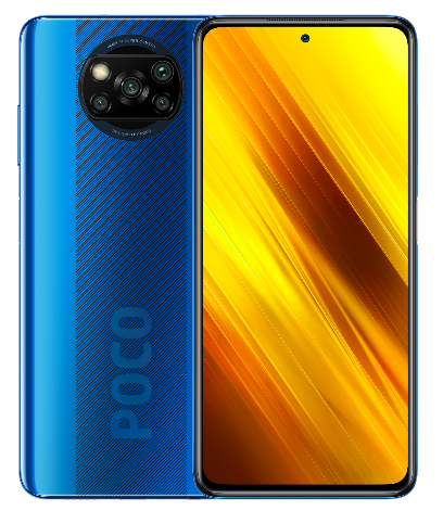 POCO X3 NFC 6Go + 64 Go