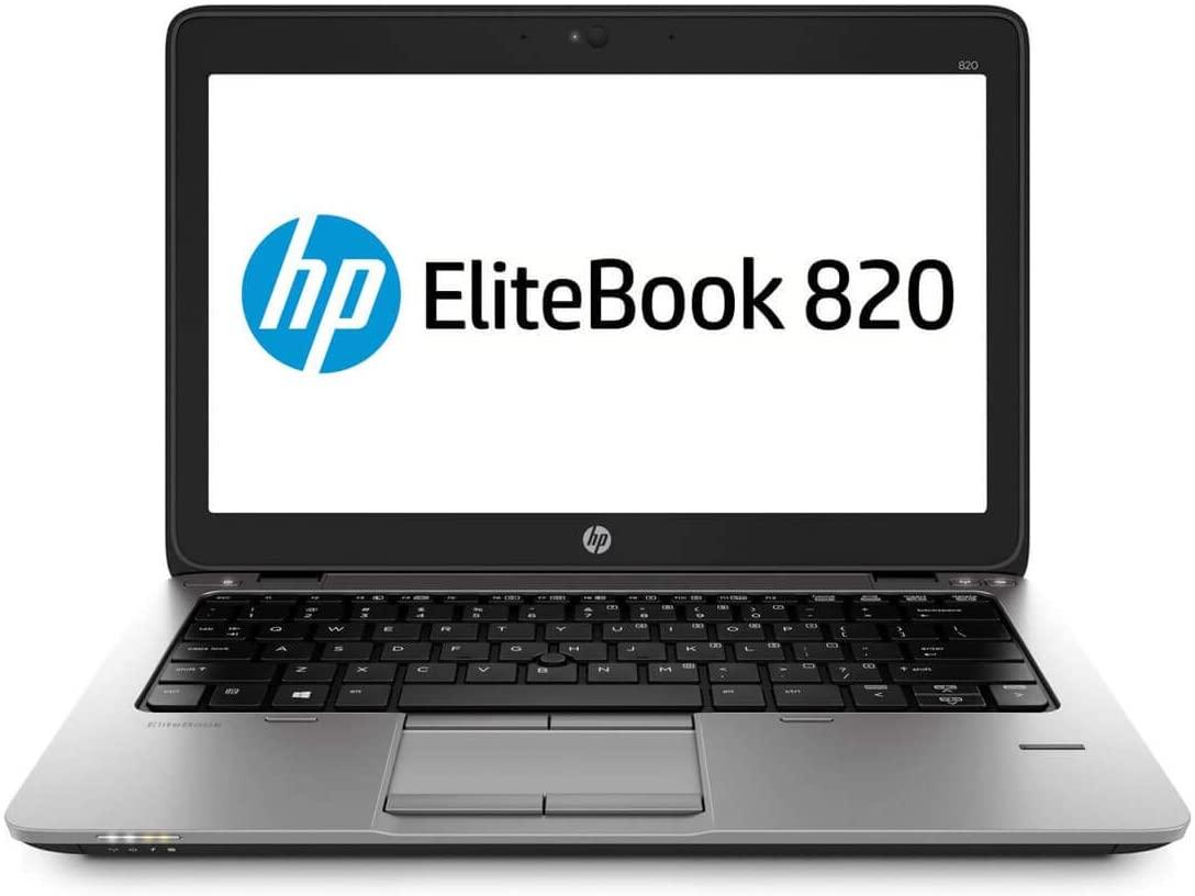 HP EliteBook 820 G2 8GO + 256 Go SSD