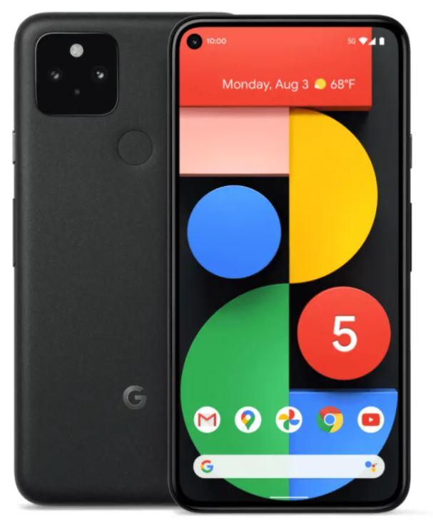 Google Pixel 5 5G 8Go + 128Go